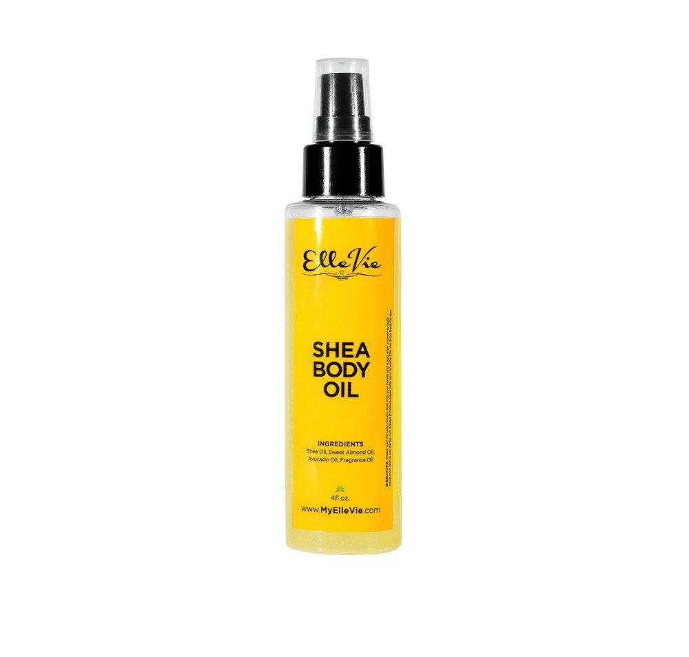 Shea Body Oil