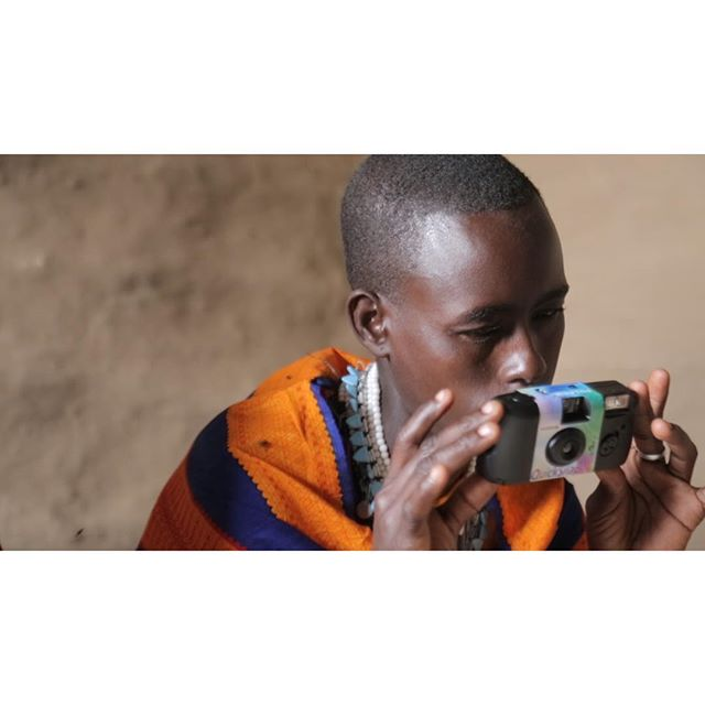 || Mkuru, Tanzania || Still from my film I shot over summer. Film coming soon. #Tanzania #climatechange #womenempowerment #filmphotography #maasai #gendercc