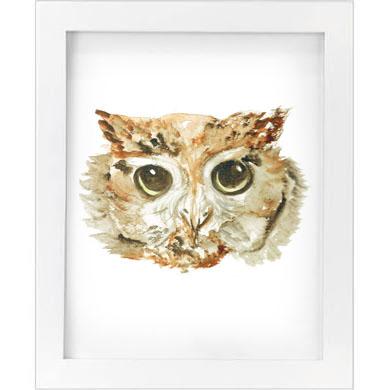 owl print   SALE! $10