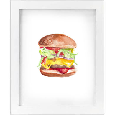 burger print   SALE! $10