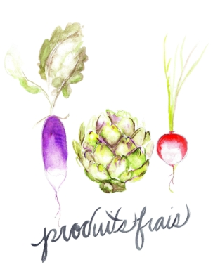 fresh produce  $15