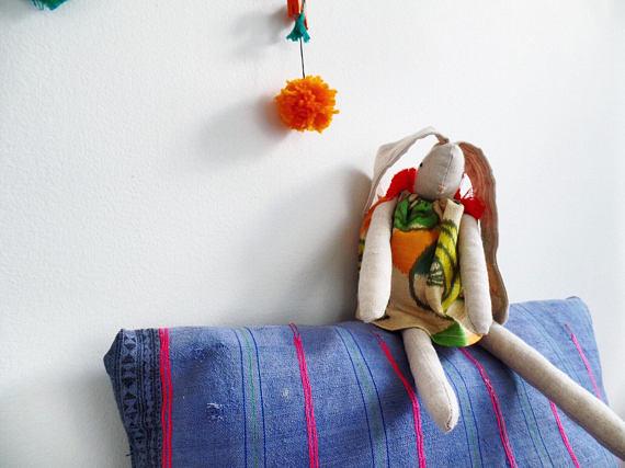 Boho bunny with dress   $74
