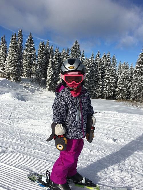 Teach your kids how to ski - 1