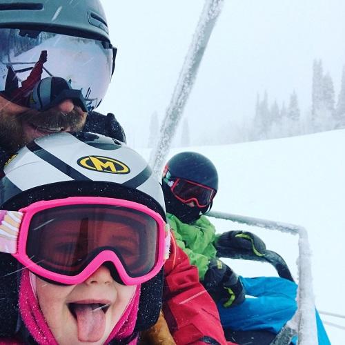 Teach your kids how to ski - 2