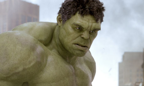 Mark Ruffalo as the Hulk in Avengers Assemble