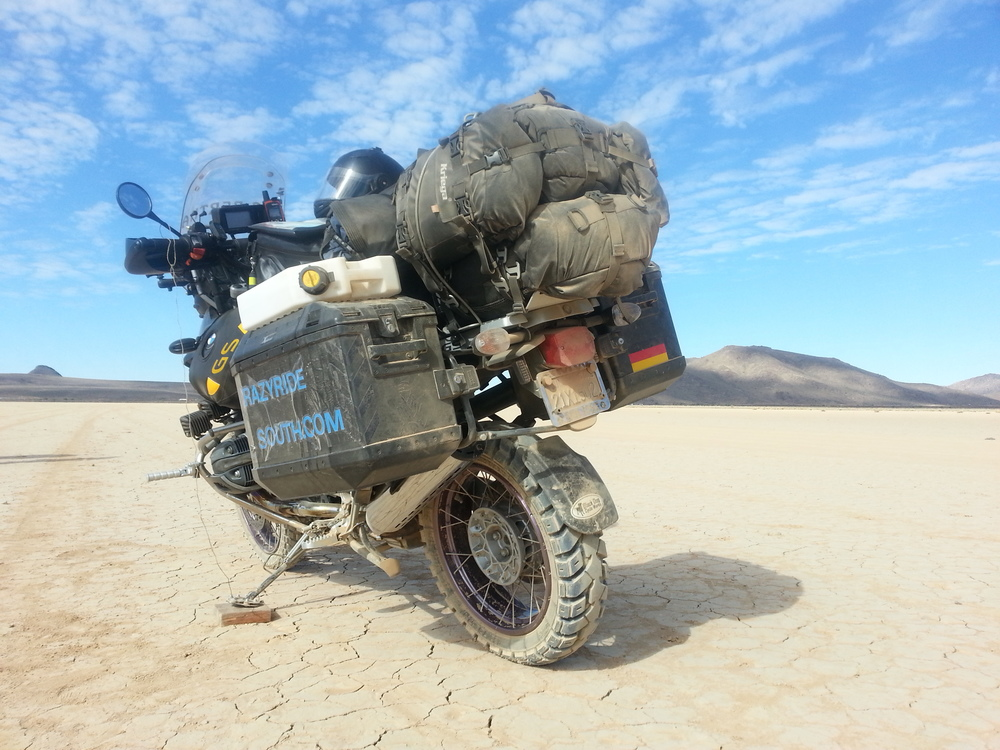 How an adventure bike should look...