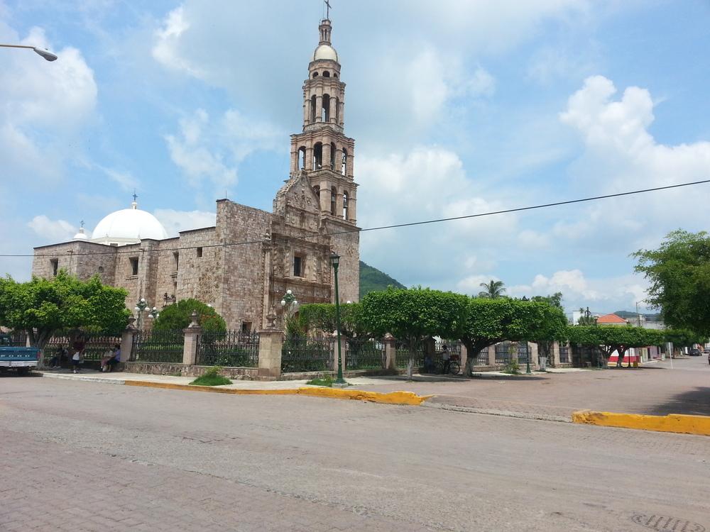 Iglesias de El Rosario