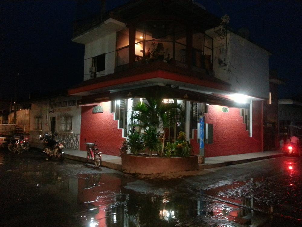 La Isla restaurant San Blas