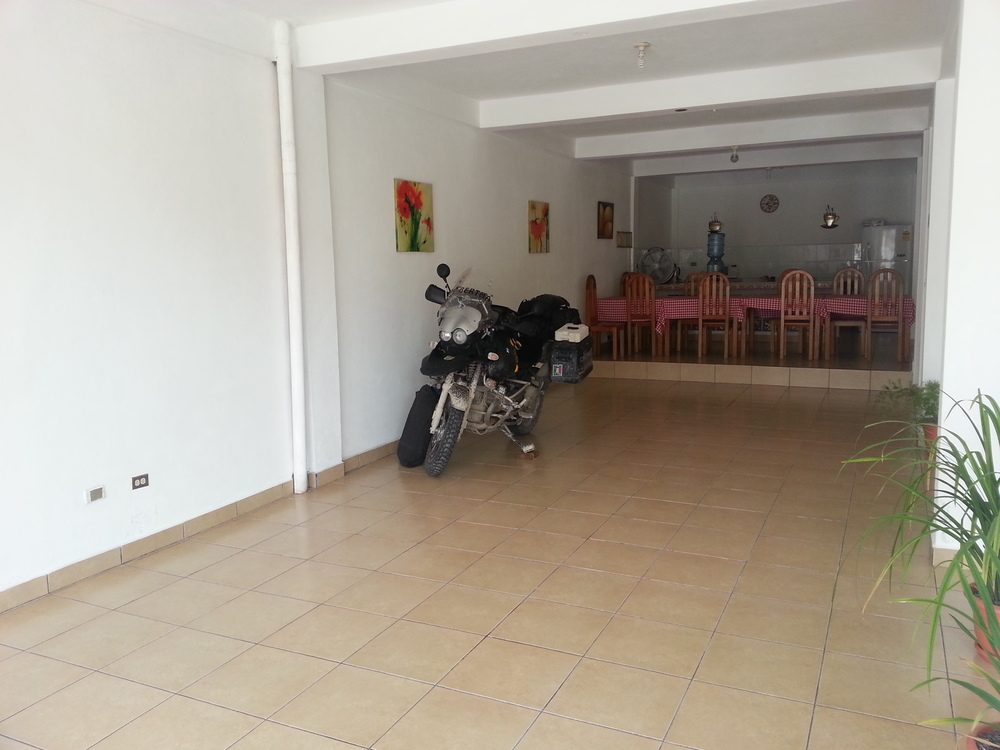 Lobby parking