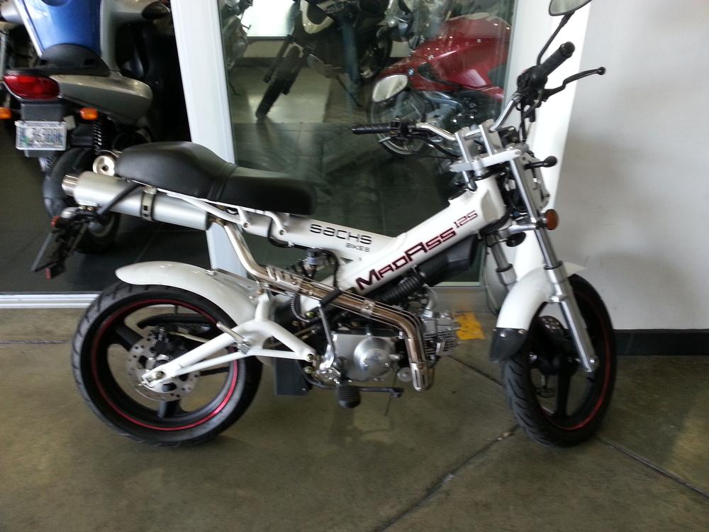 SACHS MadAss...nice little bike for around town...