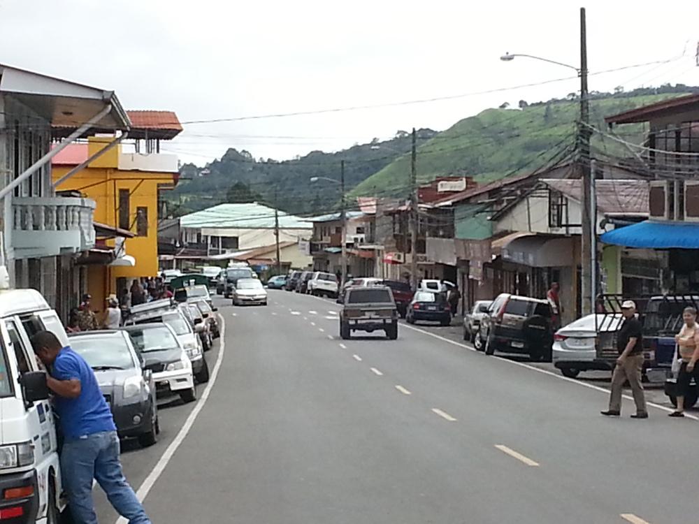 Downtown Boquete