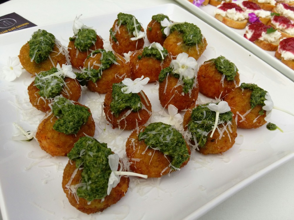 Heirloom Tomato Aroncini