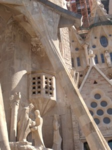 Sagrada Familia Façade