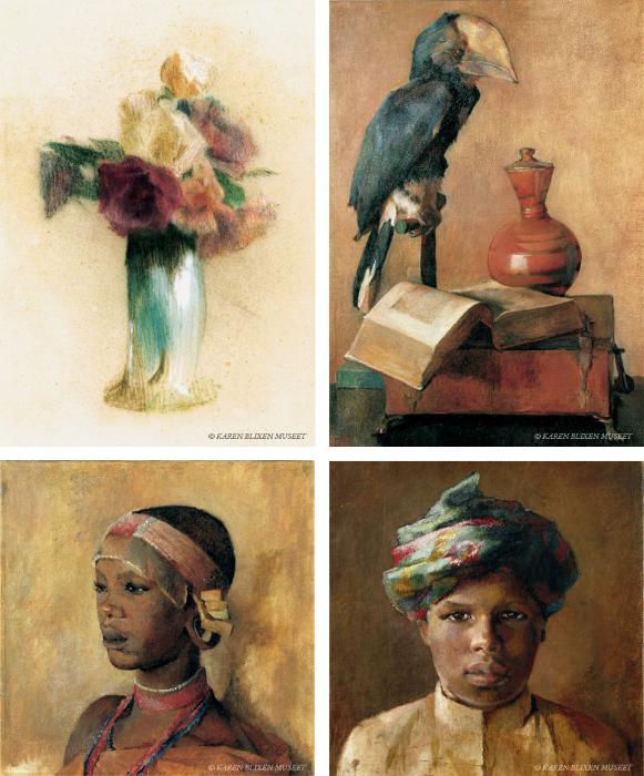 Karen Blixen art