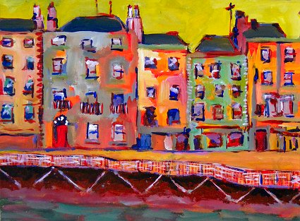 Ormond Quay by Christy Brown