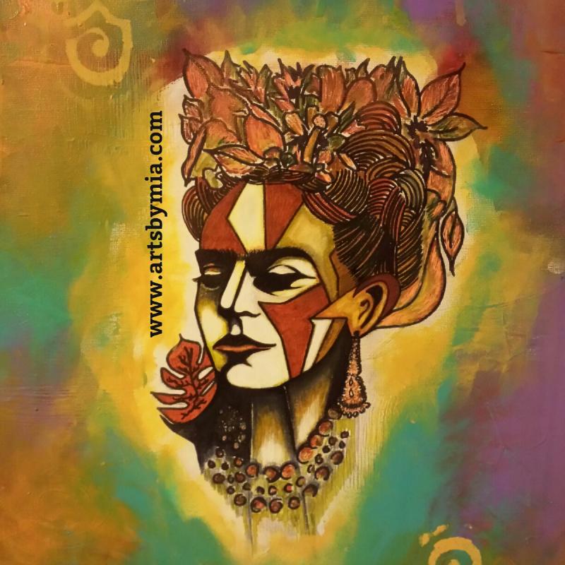 Frida by Mia Roman