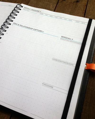 NeuYear The Week Dominator Planner