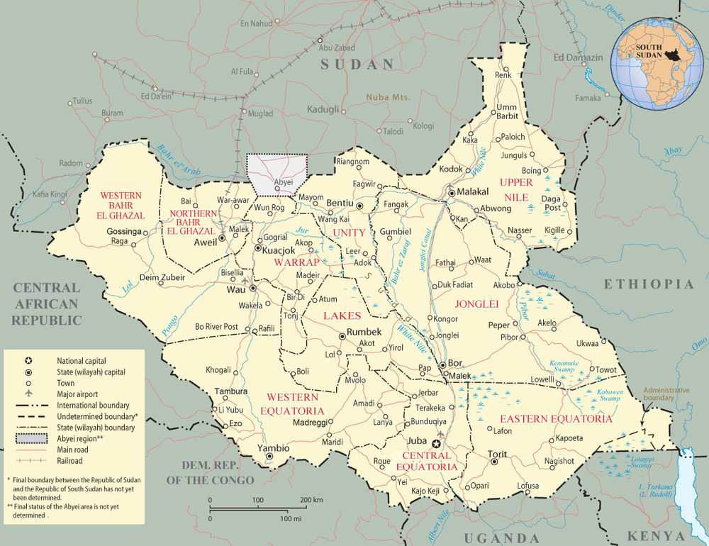 FAQs ROOTS of South Sudan