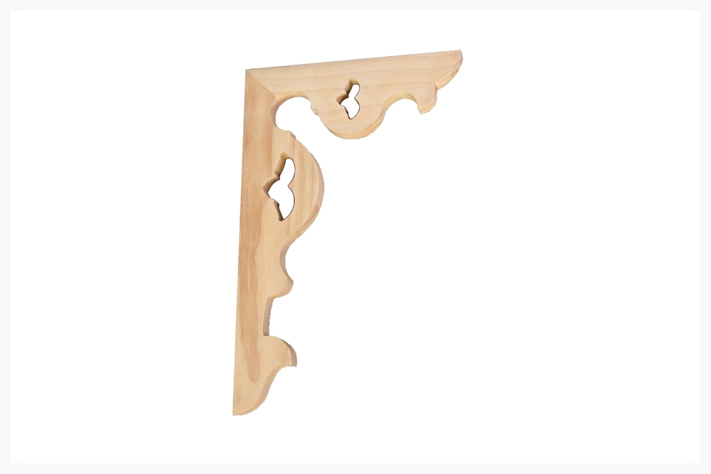 Corner Brackets    Product Code:   CB-21   Thickness:  32  Dimensions:  360 x 560 mm