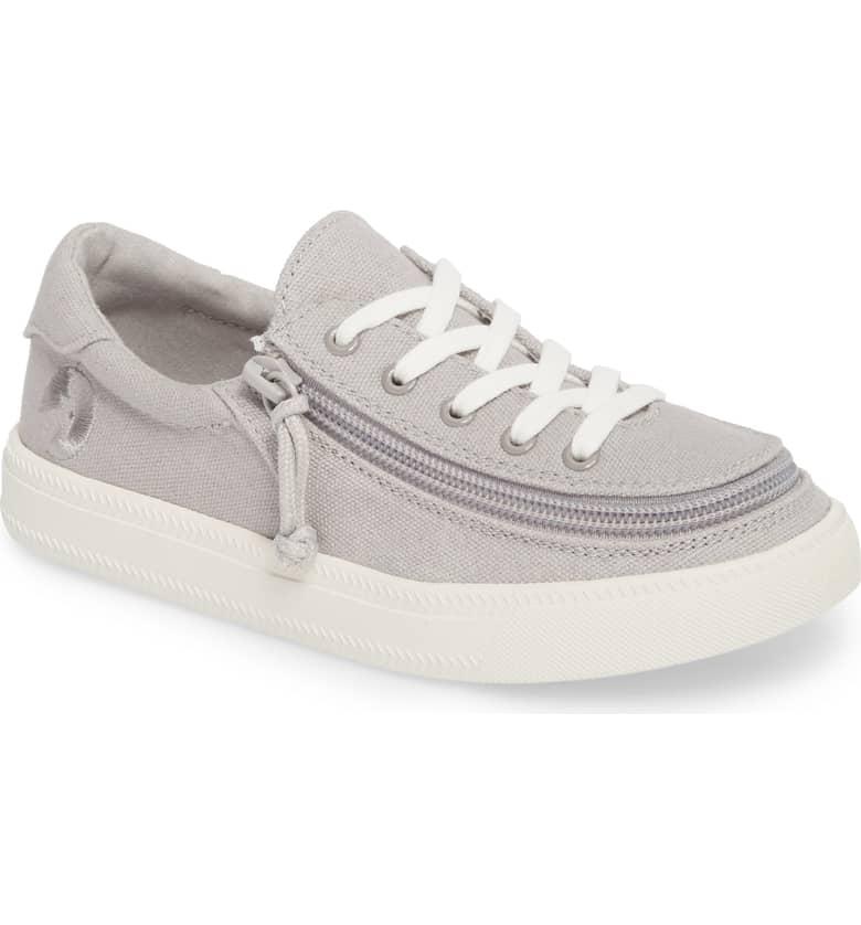 BILLY footware - Estos zapatos no so hechos exclusivamente para órtesis, pero son anchos y tienen un cierre que permite abrir el zapato completo (son los que vienen en camino!…)