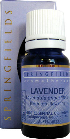springfields lavender essential oil