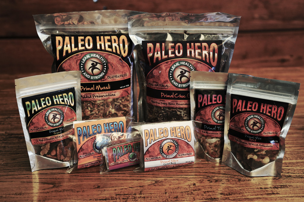 Paleo hero products