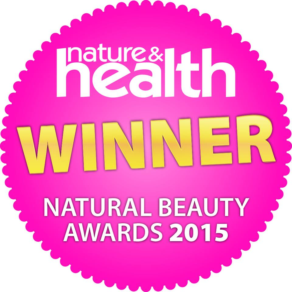 nature and health natural beauty awards winner 2015