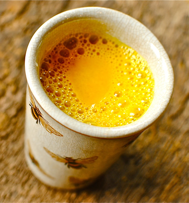 anti-inflammatory tumeric tea recipe
