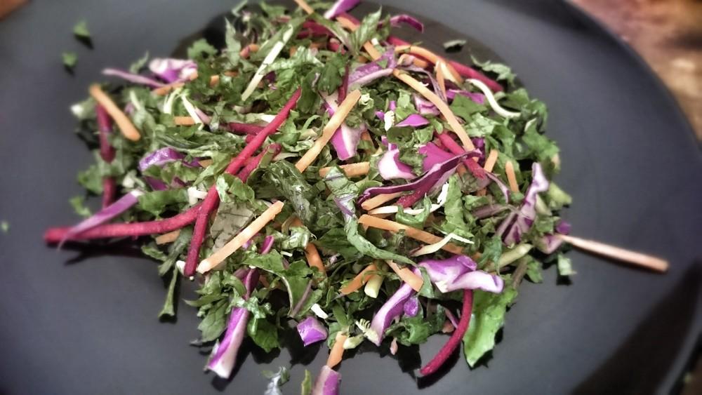 Kaleslaw recipe