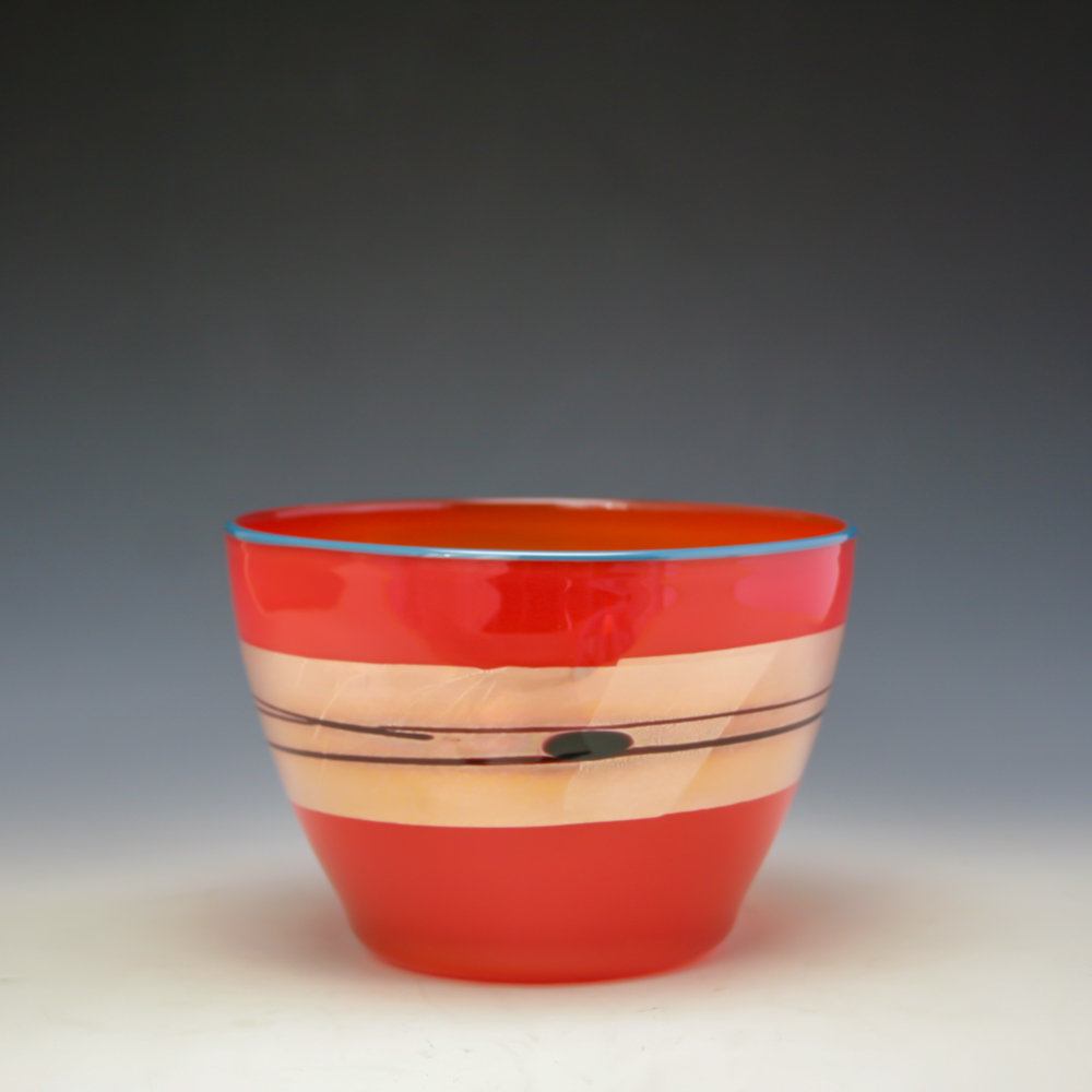 enso small bowl red