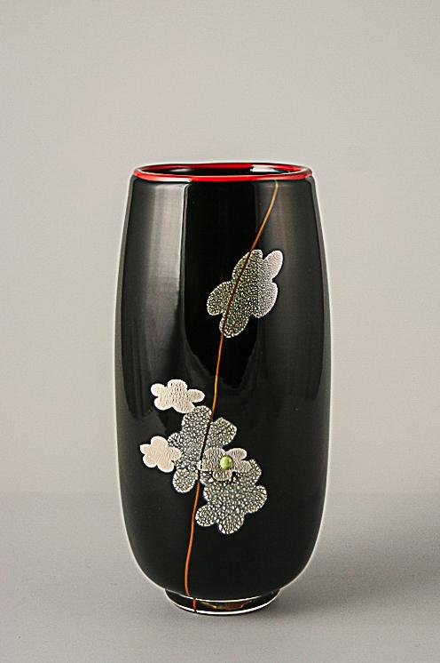 Ume beaker vase