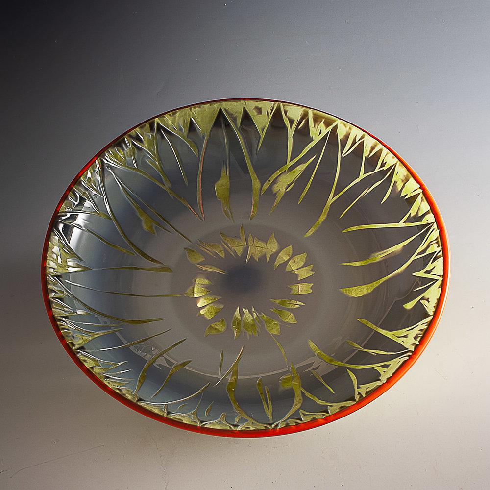 sunflower bowl 2