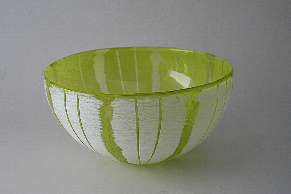 stripped bowl
