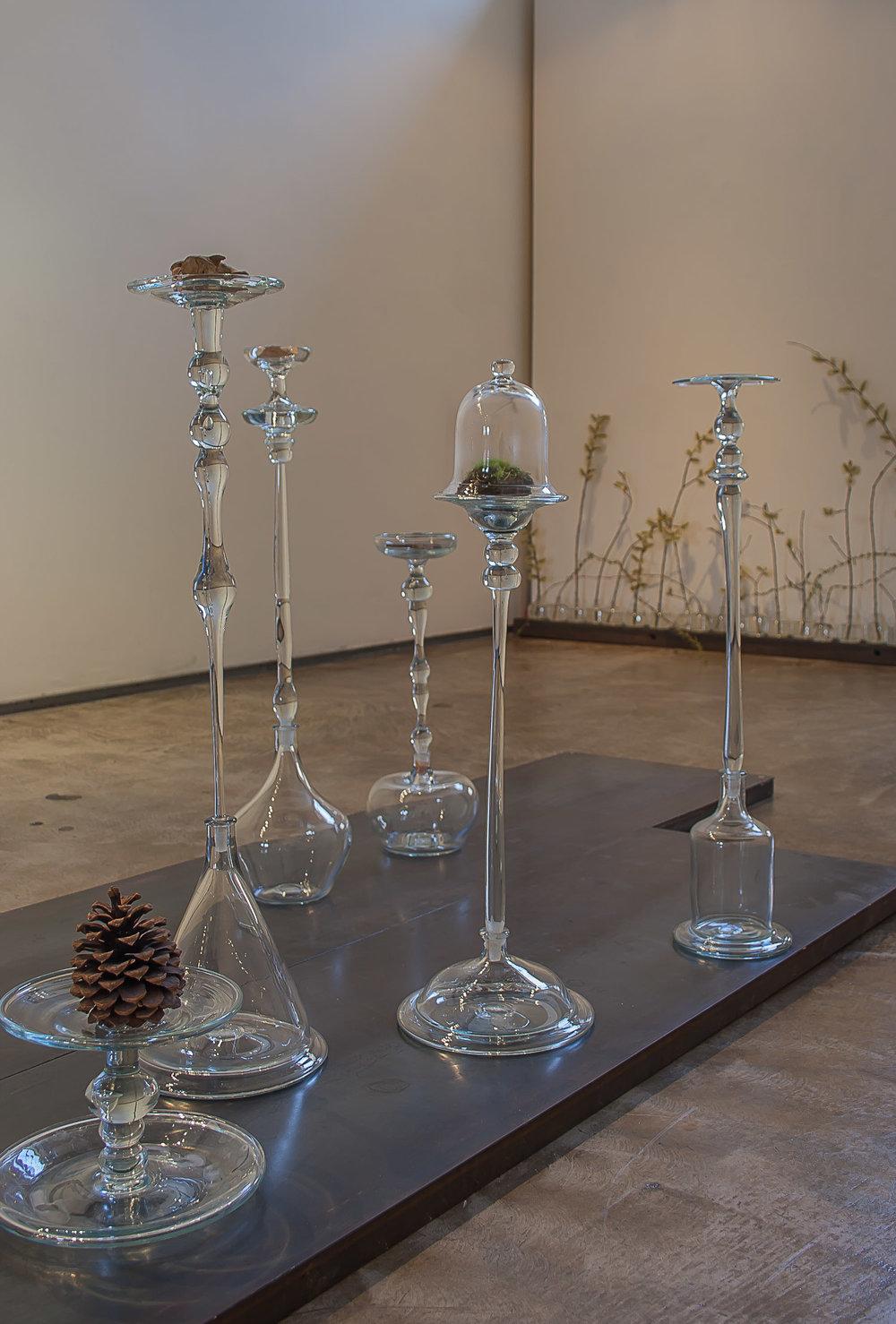special pedestal exhibit