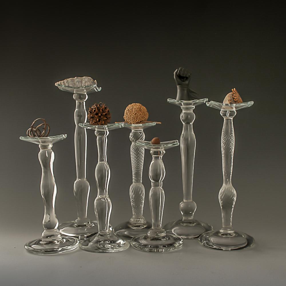 small tray pedestals
