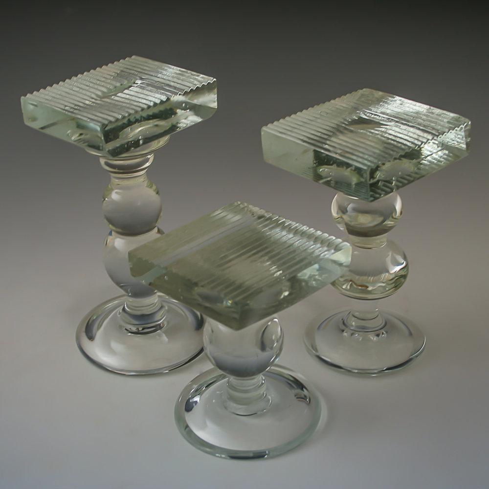 washboard pedestals