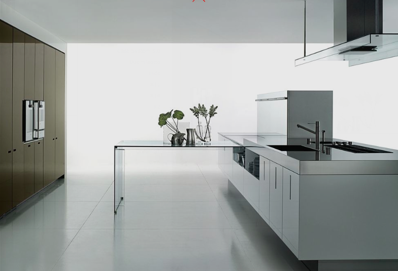Boffi Zone kitchen by Piero Lissoni