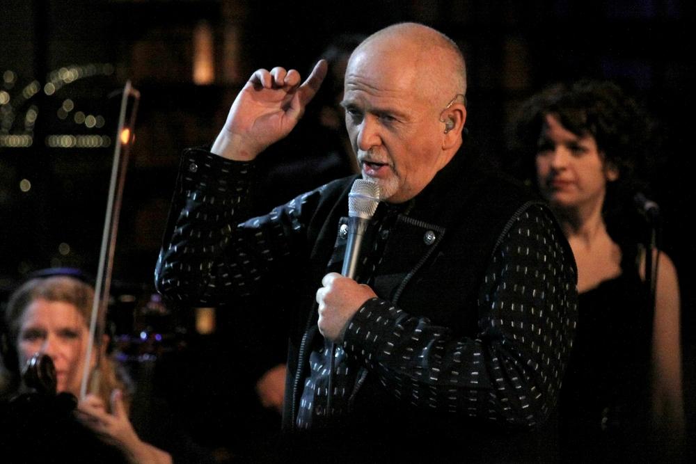 Peter Gabriel - 2011