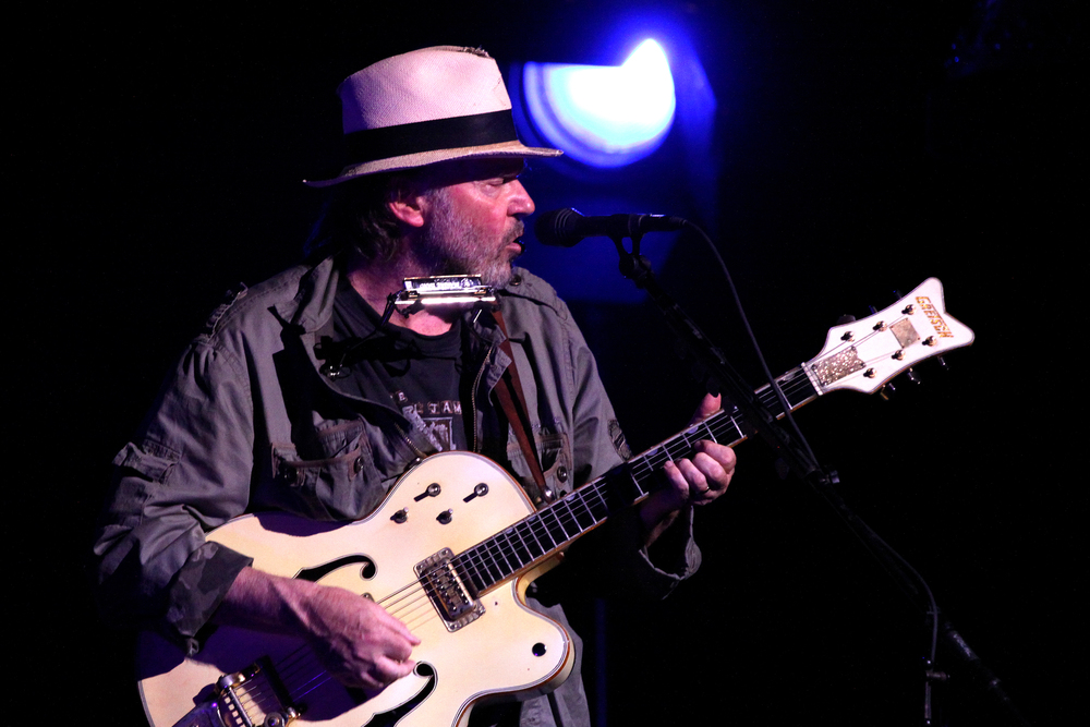Neil Young - 2010