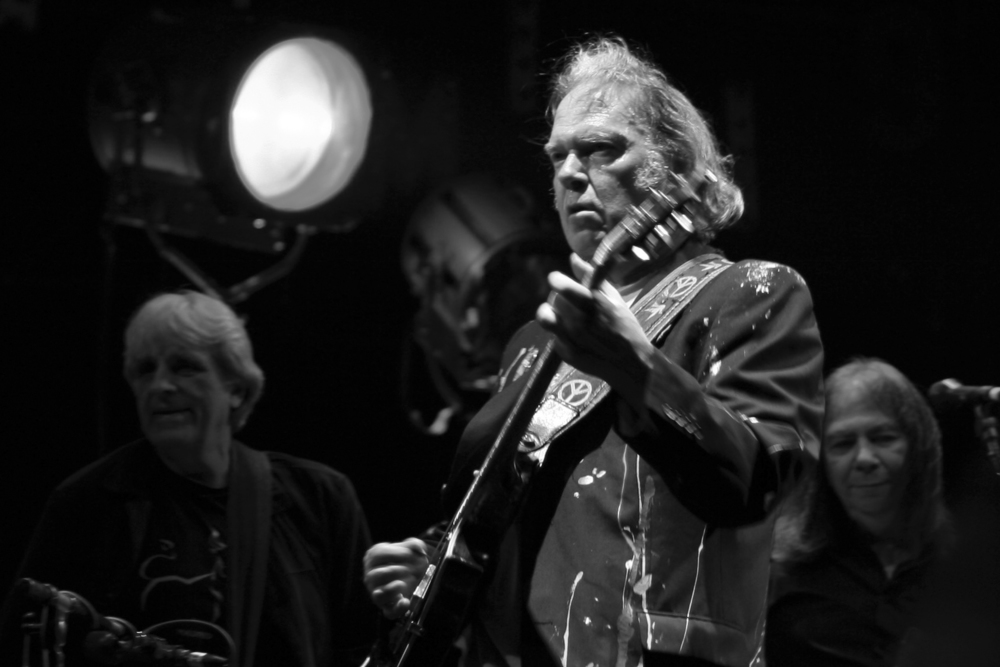 Neil Young - 2008