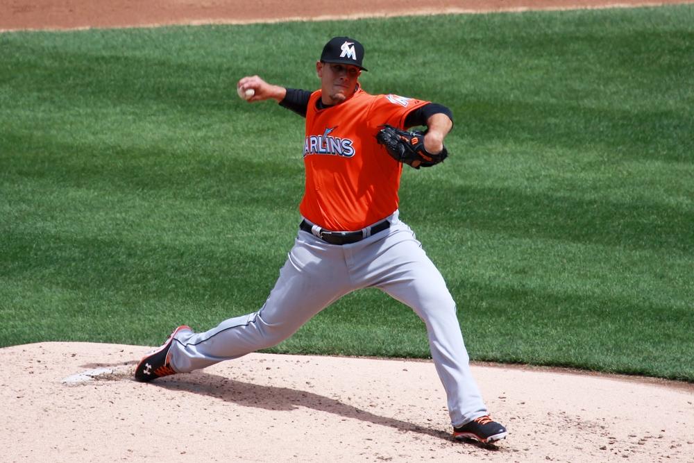 Jose Fernandez - 1st MLB Start