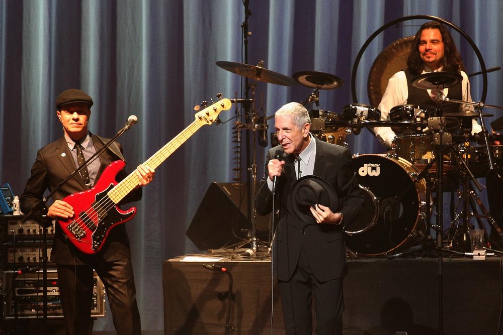 Leonard Cohen - 2009