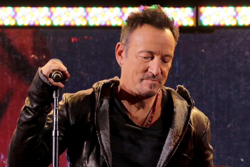 Bruce Springsteen - 2014