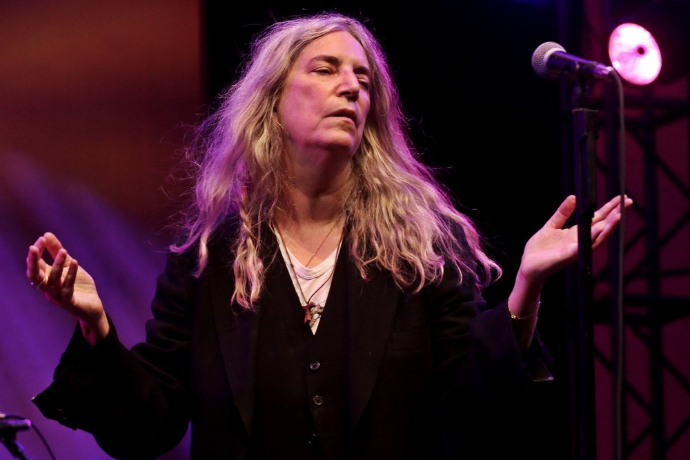 Patti Smith - 2016