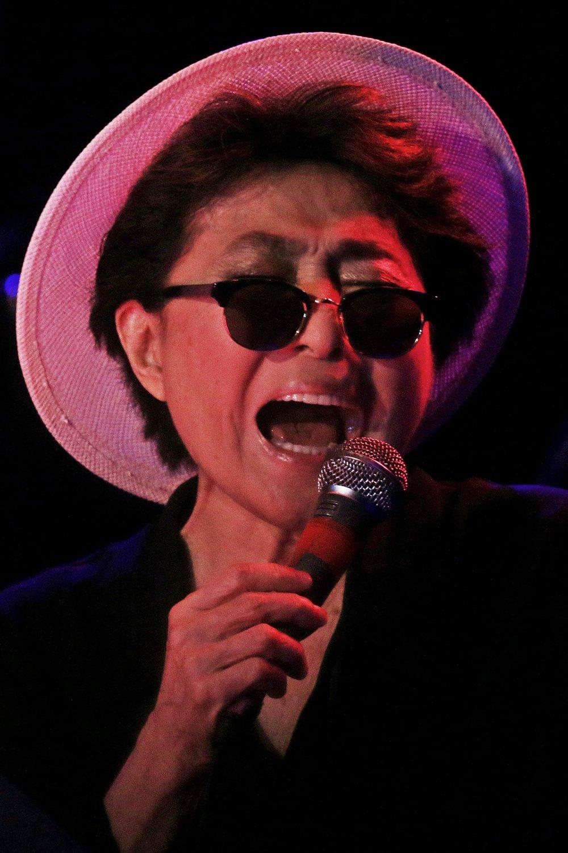 Yoko Ono - 2016