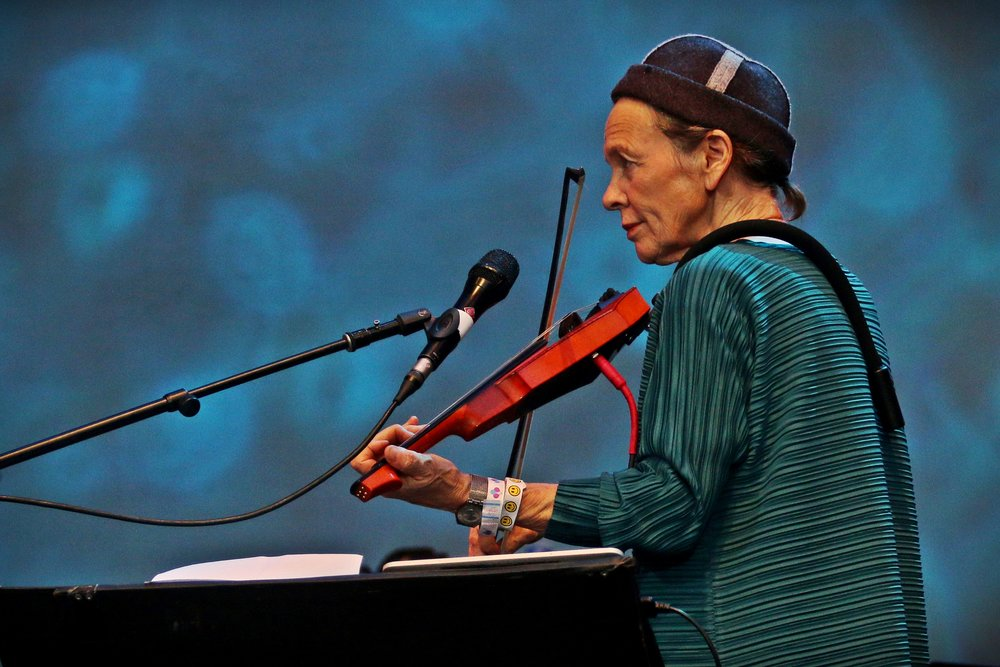 Laurie Anderson - 2016