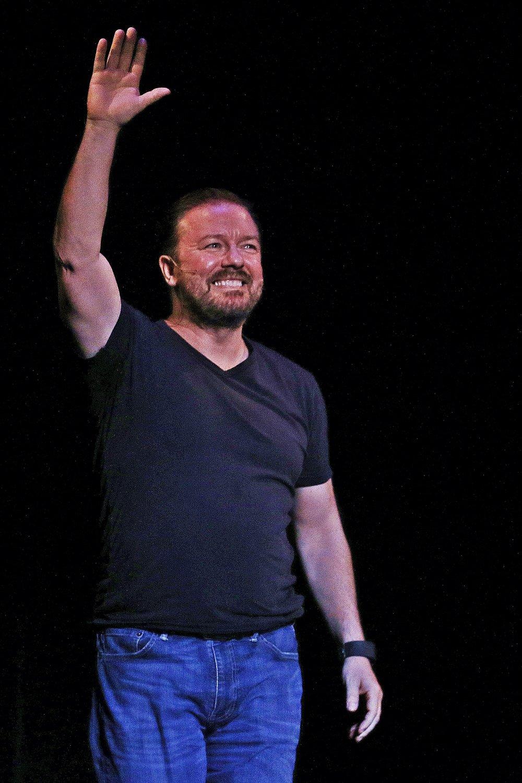 Ricky Gervais - 2017