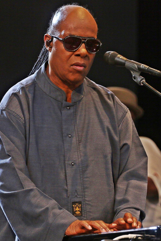 Stevie Wonder - 2015
