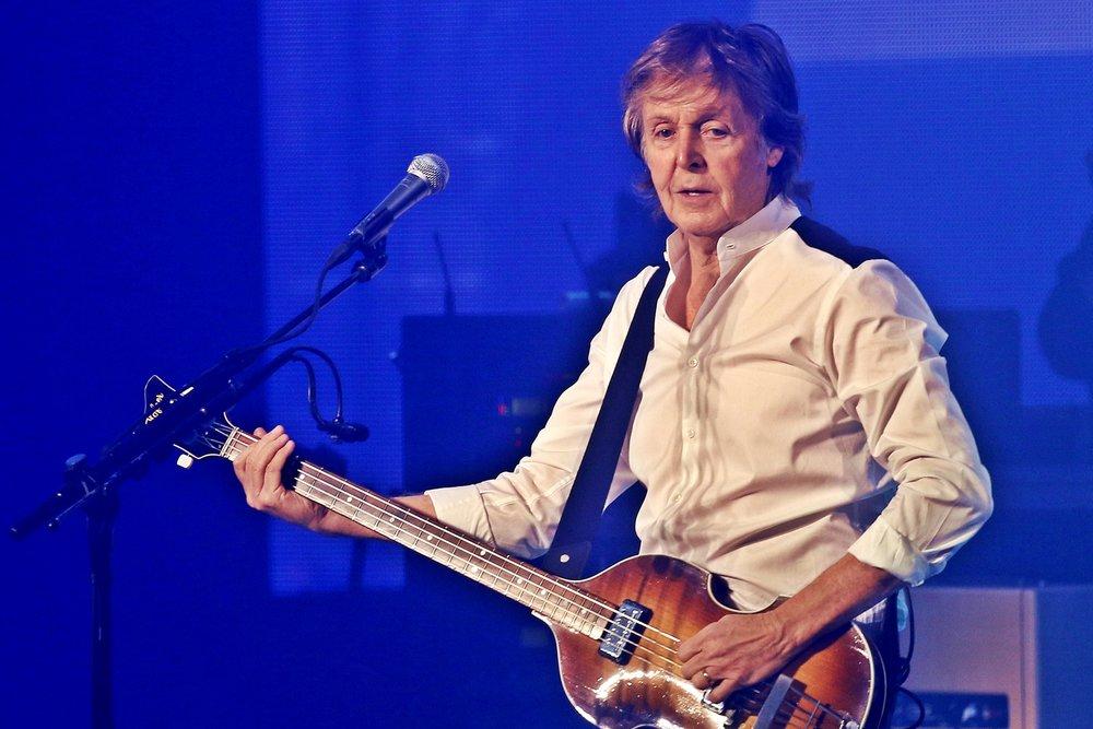 Paul McCartney - 2017