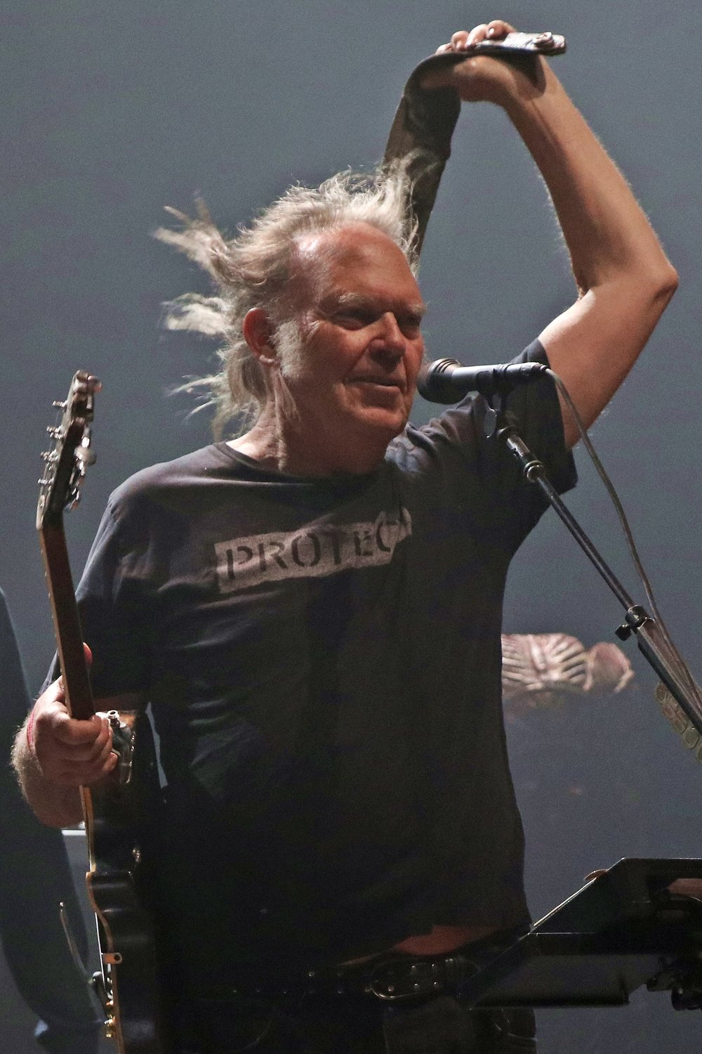 Neil Young and Crazy Horse - 2018